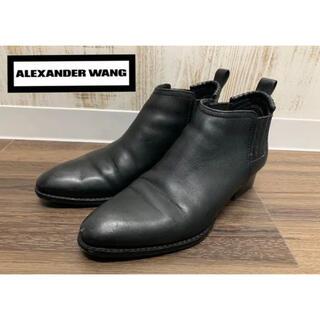 アレキサンダーワン(Alexander Wang)のALEXANDER WANG アレキサンダーワン ショートブーツ サイズ38 (ブーツ)