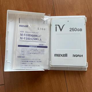 マクセル(maxell)のmaxell iVDRカセットハードディスク(その他)