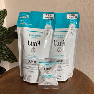 キュレル(Curel)のキュレル 入浴剤 詰替用 360ml 2個(入浴剤/バスソルト)