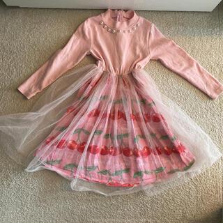 ファミリア(familiar)のドレス ワンピース 120(ワンピース)