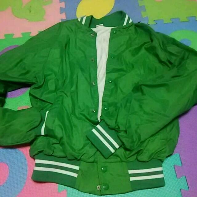 グリーンスカジャン レディースのジャケット/アウター(スカジャン)の商品写真