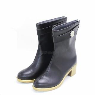【呪術廻戦 】禪院真希(ぜんいん まき) コスプレ靴(靴/ブーツ)
