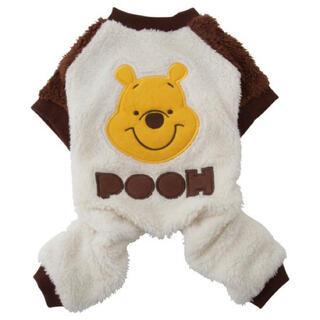 ディズニー(Disney)の犬服 プーさん ロンパース 3号(ペット服/アクセサリー)