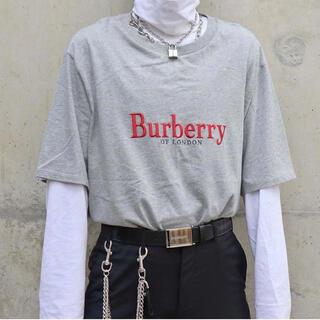 バーバリー(BURBERRY)のBURBERRY Tシャツ 2XL(Tシャツ/カットソー(半袖/袖なし))