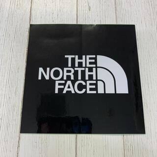 ザノースフェイス(THE NORTH FACE)のノースフェイス ステッカー シール 黒 (その他)