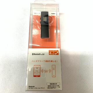 エーユー(au)のau Bluetoothモノラルヘッドセット(ヘッドフォン/イヤフォン)