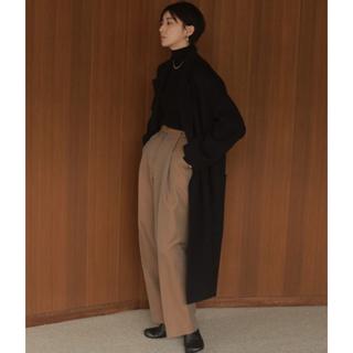 トゥデイフル(TODAYFUL)のChambray Twill Trousers シャンブレーツイルトラウザ(バギーパンツ)