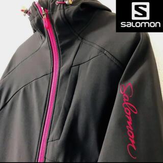 【Salomon】マウンテンパーカージャケット ジャンパー