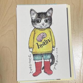 ブレインちゃん ヒグチユウコ(写真/ポストカード)