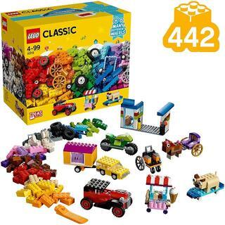 【特価】 レゴ(LEGO) クラシック アイデアパーツ A53(知育玩具)