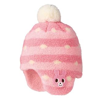 ホットビスケッツ(HOT BISCUITS)のホットビスケッツ ニット帽子 Sサイズ  新品タグ付き(帽子)