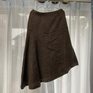 スライ(SLY)のスカート(ひざ丈スカート)