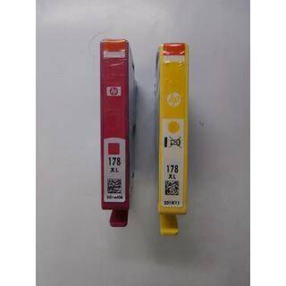 ヒューレットパッカード(HP)の3Smama様専用:純正HP178インクカートリッジ(M増量&Y増量)中古未使用(その他)