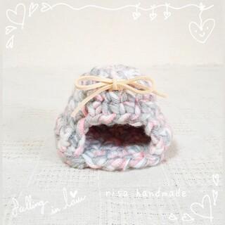 かぎ針編み はむちぐら(おもちゃ/ペット小物)