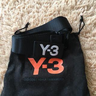 ワイスリー(Y-3)のy3 ベルト(ベルト)