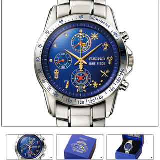セイコー(SEIKO)のワンピース20周年記念腕時計(腕時計(デジタル))
