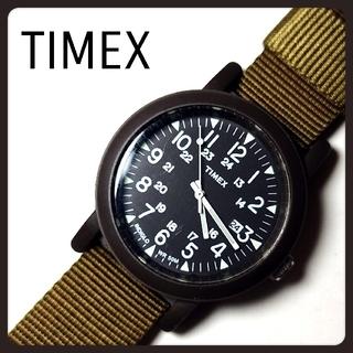 タイメックス(TIMEX)のTIMEX/タイメックス/ミリタリーウォッチ/オーバーサイズキャンパー/アナログ(腕時計(アナログ))