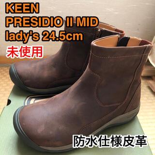 キーン(KEEN)のKEEN PRESIDIO Ⅱ MID ZIP WP(ブーツ)