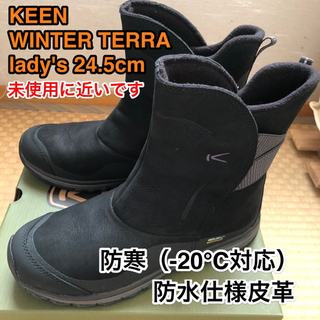 キーン(KEEN)のKEEN WINTER TERRA LEA BOOT WP(ブーツ)