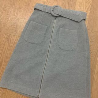 マジェスティックレゴン(MAJESTIC LEGON)のマジェスティックレゴン♡ベルト付きスカート(ひざ丈スカート)