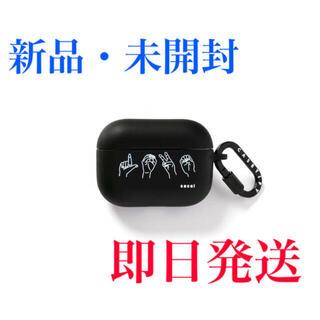 サカイ(sacai)のsacai AirPods Pro Case LOVE BLACK×White(ヘッドフォン/イヤフォン)