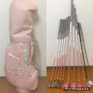 マルマン(Maruman)の12/26迄 レディース ゴルフクラブセット FIGARO マルマン 女性用 (クラブ)