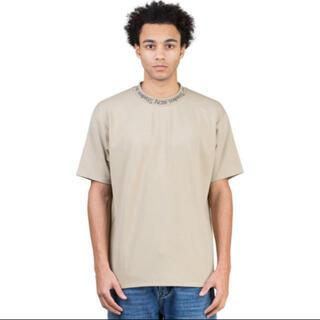 アクネ(ACNE)のAcne studios モックネックTシャツ(Tシャツ/カットソー(半袖/袖なし))