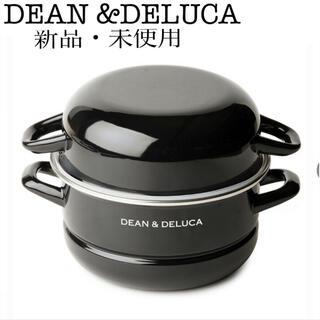 ディーンアンドデルーカ(DEAN & DELUCA)の【DEAN &DELUCA】ブラックキャセロール 18cm Lサイズ(鍋/フライパン)