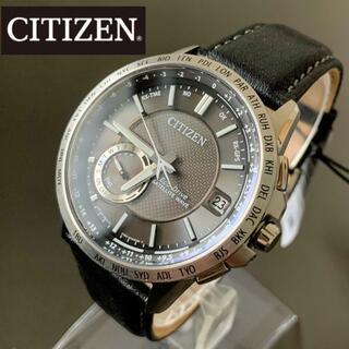 シチズン(CITIZEN)のシチズン GPS 電波ソーラー エコドライブ CITIZEN メンズ腕時計(腕時計(デジタル))