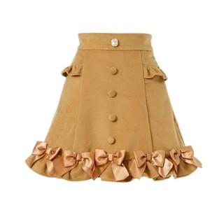 ユメテンボウ(夢展望)の夢展望♡フリルリボンスカート(ミニスカート)
