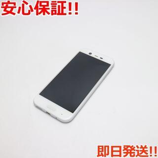 アンドロイドワン(Android One)の美品 SIMロック解除済 Android One X1 ホワイト 白ロム(スマートフォン本体)