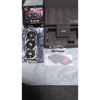 エイスース(ASUS)の【中古】RTX3090 ROG STRIX OC(PCパーツ)