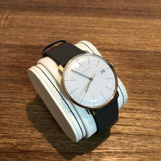 ユンハンス(JUNGHANS)のほぼ新品!JUNGHANS/ユンハンス マックスビル(腕時計(アナログ))