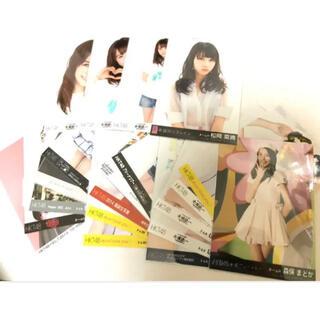 エイチケーティーフォーティーエイト(HKT48)のHKT48 生写真 コンプ バラ セット まとめ売り②(アイドルグッズ)