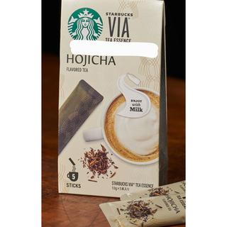 スターバックスコーヒー(Starbucks Coffee)のスターバックス VIA ほうじ茶 6箱セット(茶)