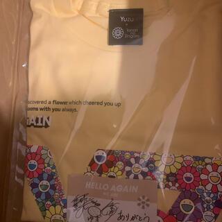 XLサイズ TAKASHI MURAKAMI FLOWER x YZ Tシャツ(Tシャツ/カットソー(半袖/袖なし))