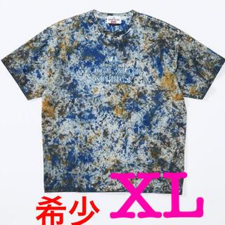 シュプリーム(Supreme)のSupreme Stone Island Embroidered Logo (Tシャツ/カットソー(半袖/袖なし))