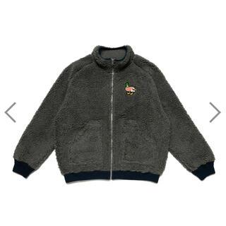 ジーディーシー(GDC)のHuman Made Fleece Jacket Duck L(ブルゾン)