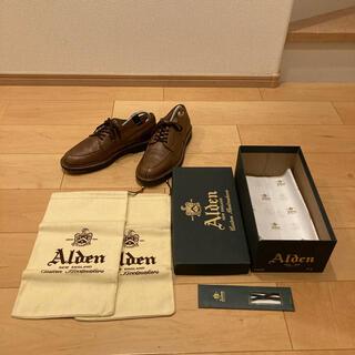 オールデン(Alden)の限定 別注 オールデン オクスフォード 9サイズ 27cm(ブーツ)