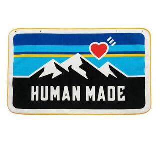 HUMAN MADE フリースコレクション ブランケット(毛布)