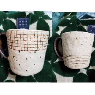 金成潤子マグカップ(グラス/カップ)