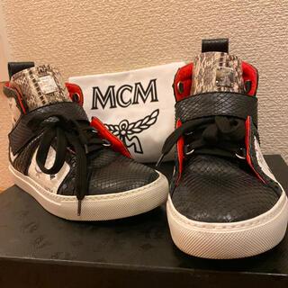 エムシーエム(MCM)のmcm スニーカー(スニーカー)