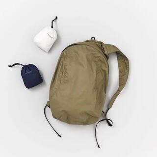 ヤエカ(YAECA)のARTS&SCIENCE Pocketable Day Pack(ショルダーバッグ)