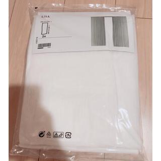 イケア(IKEA)の新品未使用 イケア LILL ネットカーテン(レースカーテン)