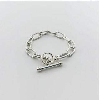 マルタンマルジェラ(Maison Martin Margiela)のloro b chain bracelet(ブレスレット/バングル)