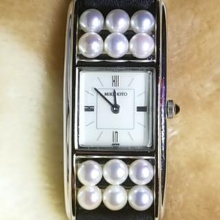 ミキモト(MIKIMOTO)のMIKIMOTO腕時計(腕時計)