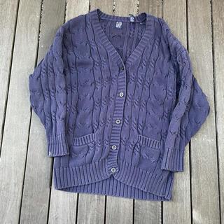 ギャップ(GAP)の【VINTAGE】90-00s GAP Old Knit(カーディガン)
