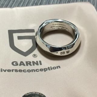 ガルニ(GARNI)のGARNI / Crockery Ring - L(リング(指輪))