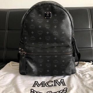 エムシーエム(MCM)のMCM リュック 黑(バッグパック/リュック)