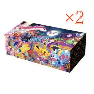 ポケモン(ポケモン)のポケカ カナザワ スペシャルbox 2個セット(Box/デッキ/パック)